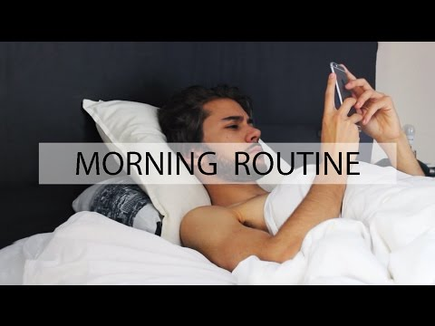 My Morning Routine | Get Ready With Me | Men's | Ruben Ramos