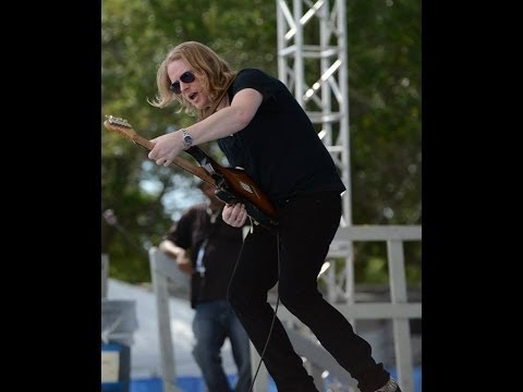 Matt Schofield-Entire Concert-2014 Tampa Bay Blues Festival