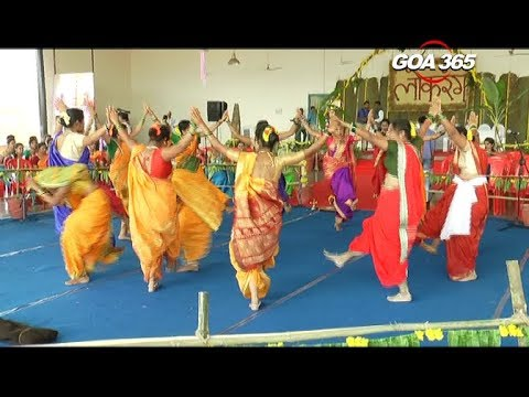 GOA365 - Konkani Dept holds Lokrang at Goa University
