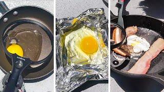 I Mastered Frying Eggs On The Sidewalk