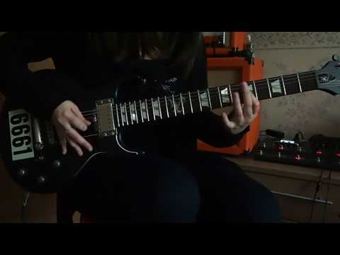 Disturbed -  Monster (Guitar Cover)
