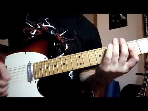 Joe Satriani - Starry Night (cover)
