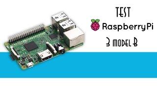 Raspberry Pi 3 model B - Unboxing / Test / Recenzja