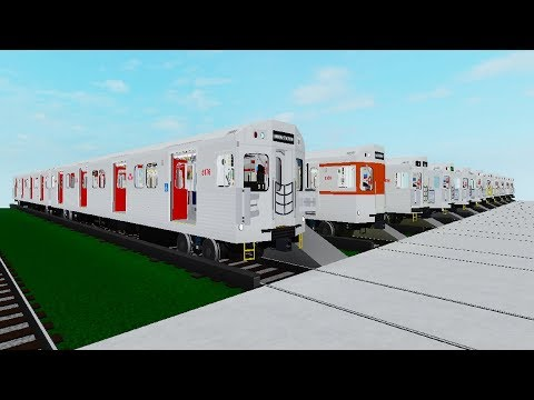 TTC Train Museum 🎖️ By Greeism || Checking on some of Toronto's old workhorses (Roblox)
