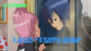"~Amuto~ ""I said I love you""♥"