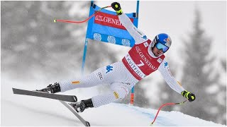 Alpine Skiing news - Dominik Paris doubles up at Kvitfjell with Super-G success