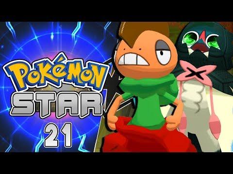 Pokemon Star 3DS Rom Hack Part 21 STARTER Z FORMS! Gameplay Walkthrough