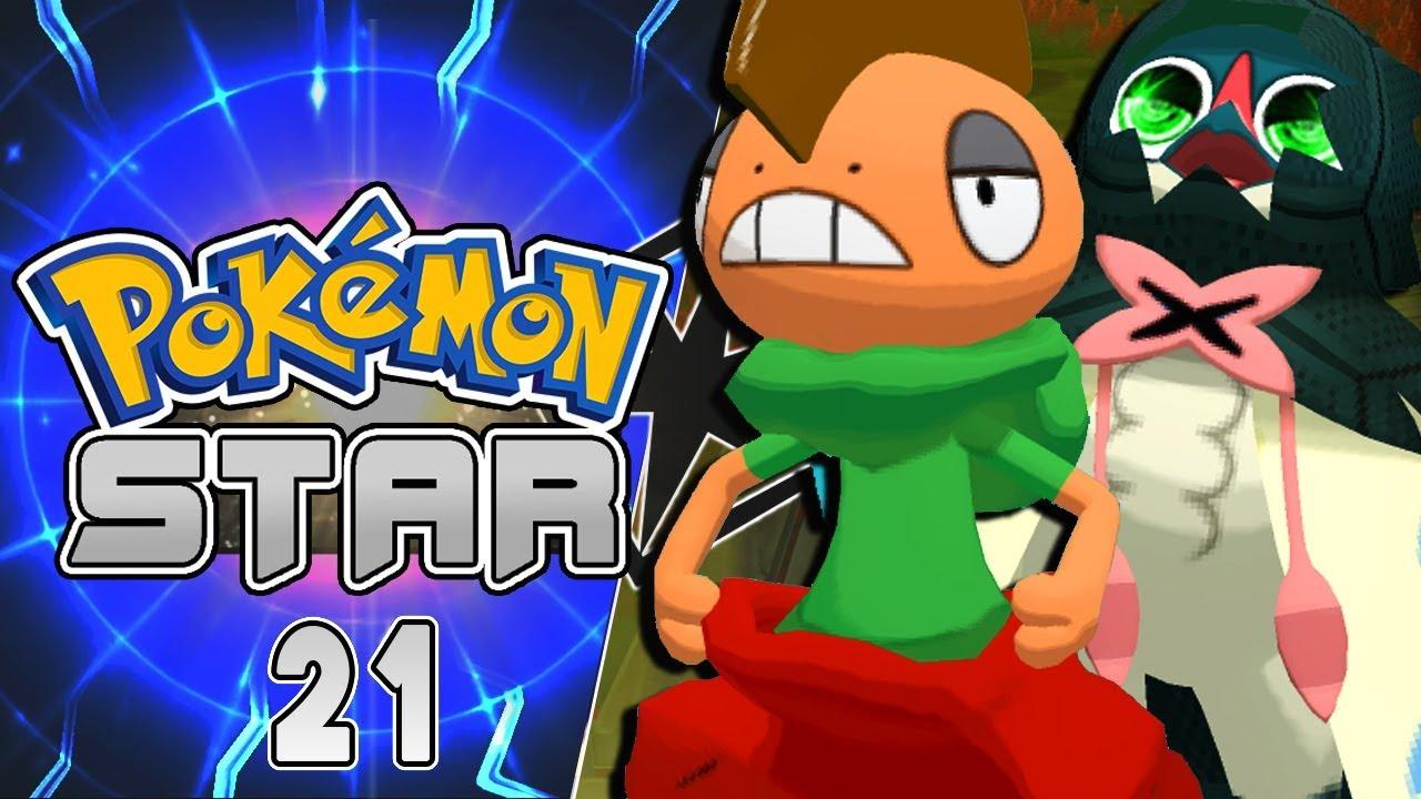 pokemon stars rom hack