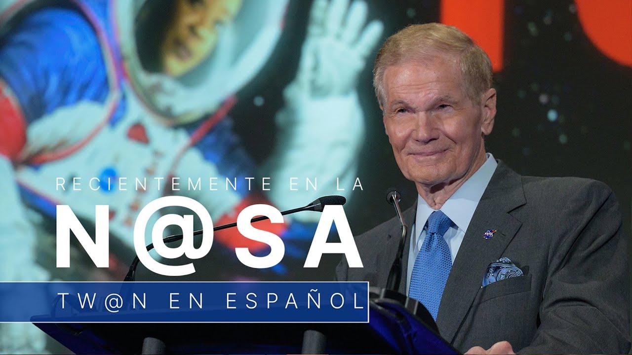 """Primer discurso sobre el """"Estado de la NASA"""" - TW@N - 4 de junio de 2021"""