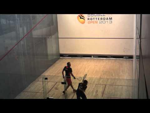 DoubleAr Rotterdam Open Quarters