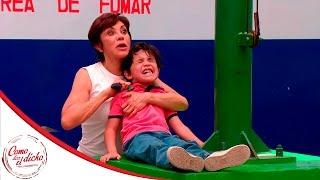 'Chamaco' es secuetrado por Juana | Jaulas y cárceles... | Como dice el dicho