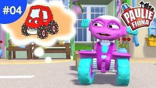 Paulie y Fiona 2 - EP04 El Camion Monstruo