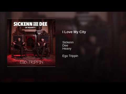 "Sickenn & Dee of Nsanity ""I Love My City"" ft. Heavy"