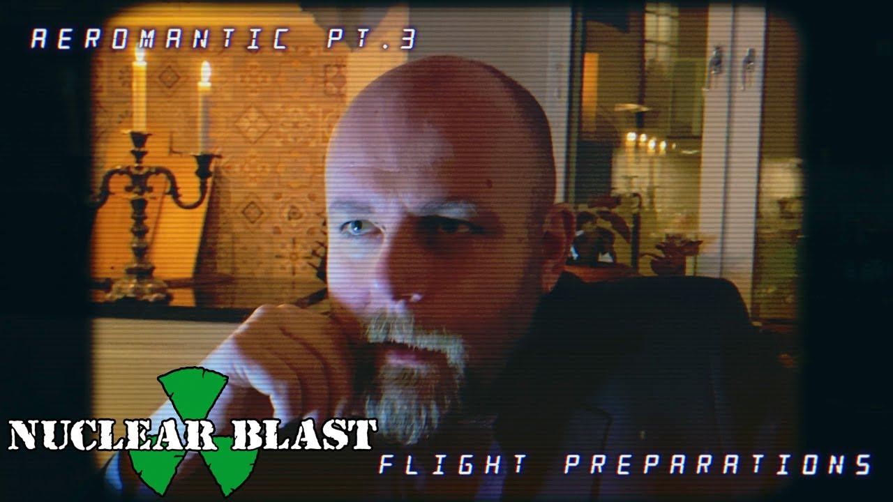 THE NIGHT FLIGHT ORCHESTRA — Aeromantic Pt.3 — Flight Preparations (OFFICIAL TRAILER)