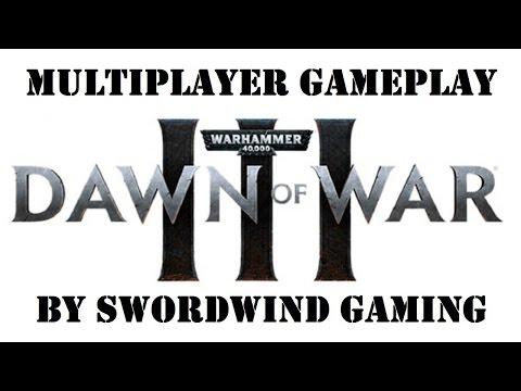 Warhammer 40k Dawn of War III - Multiplayer - 3v3 Short - 05 20 2017 |