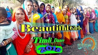 Beautiful Girls Timli Dance //Wedding_Marriage Timli Dance // 2018