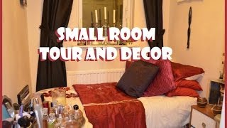 Small Bedroom Tour And Decor