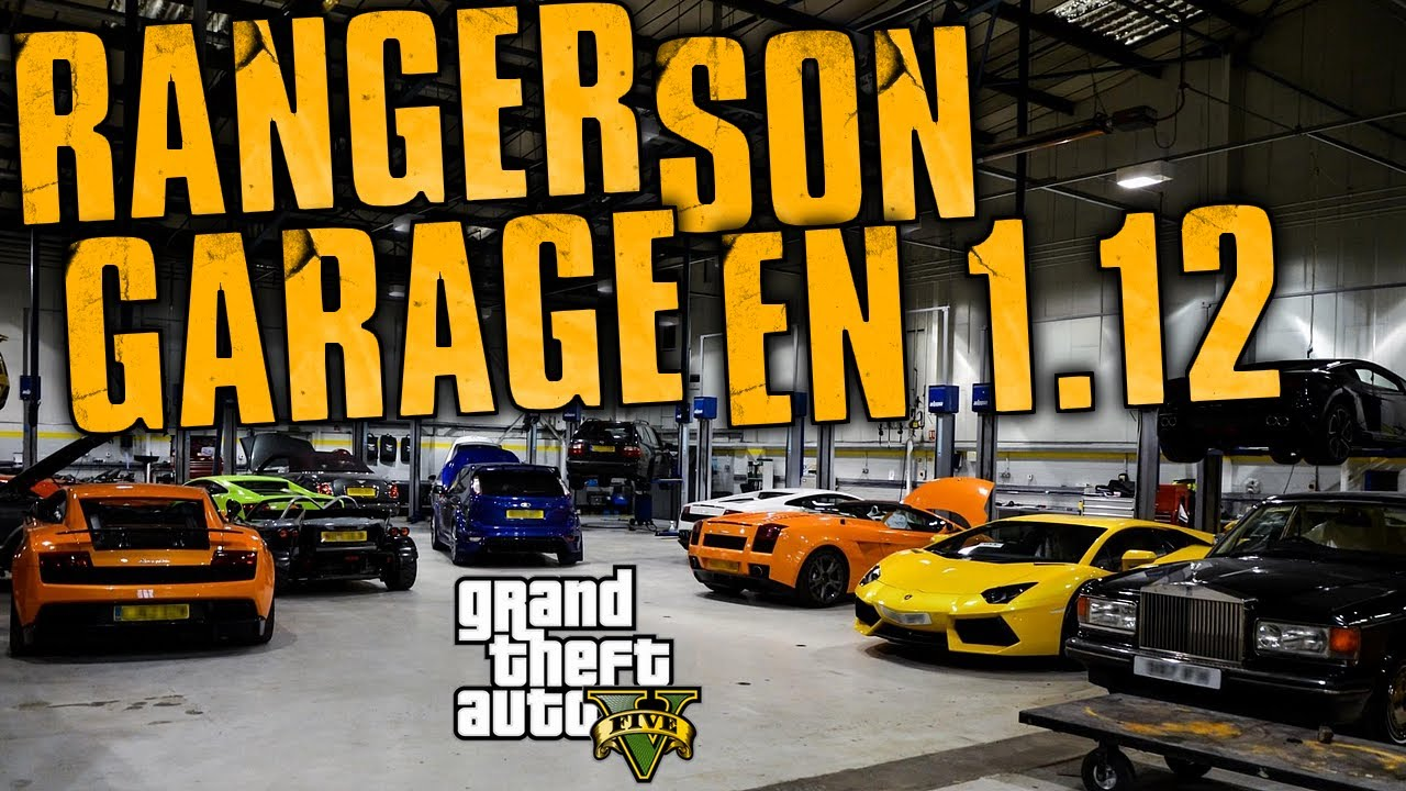 ranger son garage apres patch gta5 online glitch youtube. Black Bedroom Furniture Sets. Home Design Ideas
