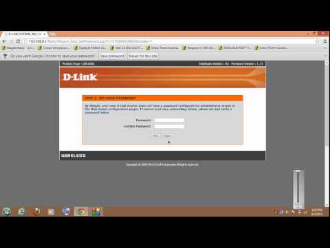 How to setup dlink wifi router youtube how to setup dlink wifi router greentooth Gallery