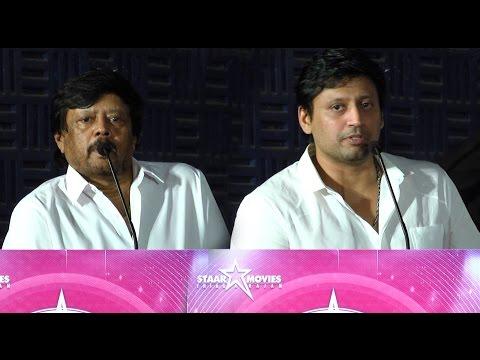 Thiyagarajan : Anirudh croons for Saahasam without remuneration   Prasanth Speech