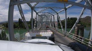 Geoffs Highway View :  Roxburgh to Alexandra 4K Timelapse