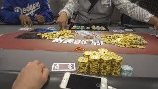 QUADS and the NEW BIGGEST POT of my LIFE | Poker Vlog #12