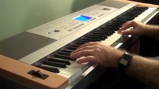 I Am Bound For The Promised Land Southern Gospel on Piano