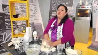 """Пирог """"Застенчивая слива"""" - рецепт (ТВ Еда) онлайн онлайн"""