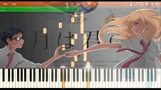 Shigatsu wa Kimi no Uso [四月は君の嘘] OST Collection (Piano Sheets + Midi)