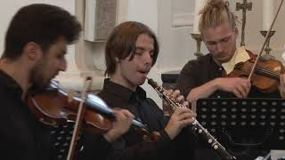 J.S.Bach – Concerto For Oboe & Violin BWV 1060 - III. Allegro