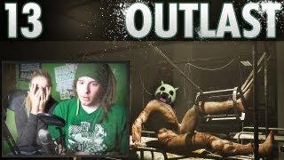 VERFOLGUNGSJAGD & DIE STILLE! - Outlast #13 | ungespielt