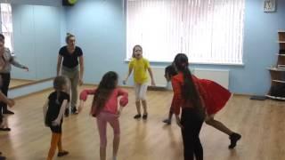 Фитнес клуб Лотос  Детский фитнес  Открытый урок