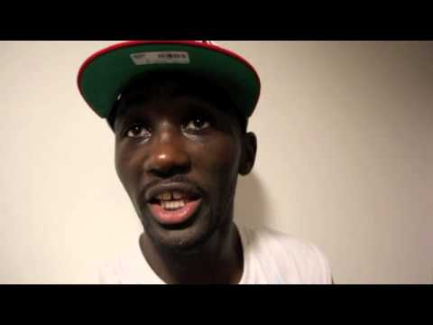 TERENCE CRAWFORD POST FIGHT INTERVIEW WITH iFL TV / BURNS v CRAWFORD