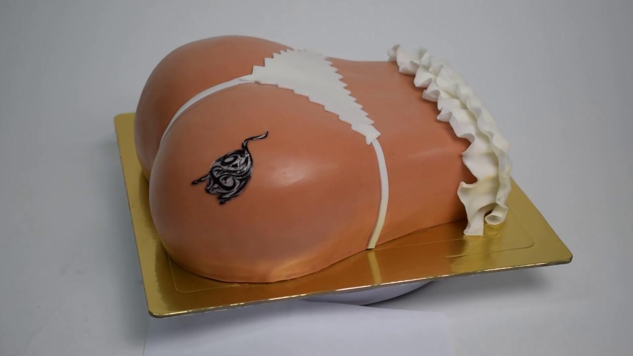 Торт задница фото кастинг россии порно
