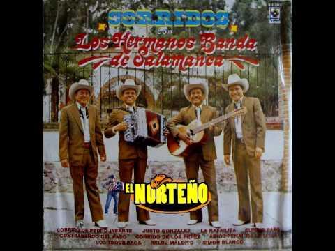 LOS HERMANOS BANDA   JUSTO GONZALEZ