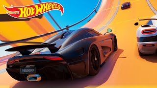 Forza Horizon 3 Koenigsegg Regera Hot Wheels Goliath