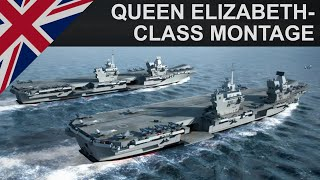 Queen Elizabeth Class Aircraft Carrier | Royal Navy | 2014 | HD