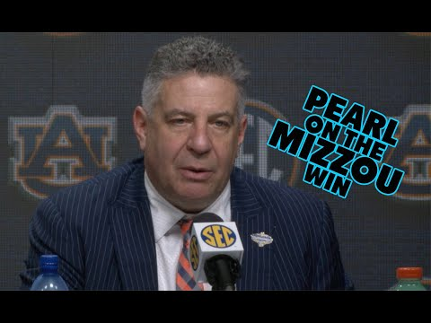 Bruce Pearl @ 2019 SEC Tournament (Mizzou)