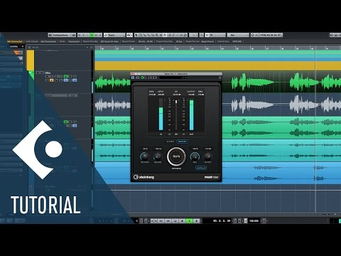 Maximizer | New Features in Cubase Pro 9