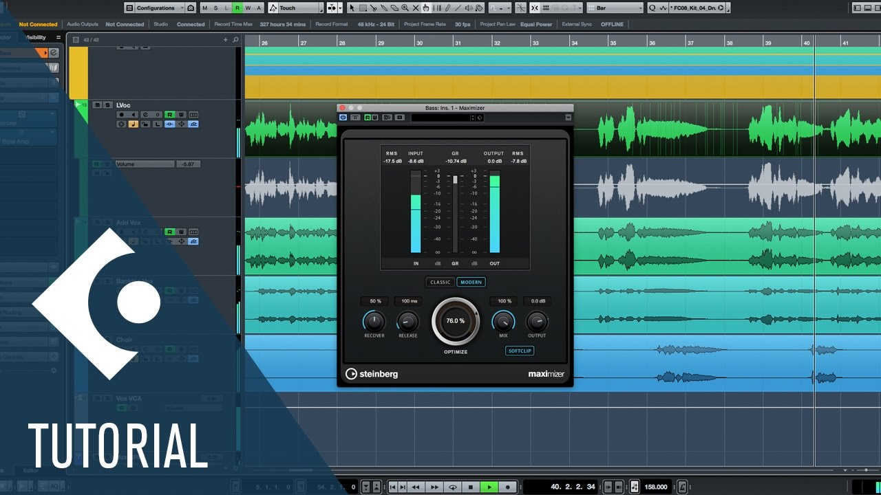 What Is New In Cubase 9 Steinberg