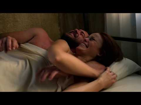 Cassidy Freeman  Longmire 6x10: Pt. 2  Cady & Zach in Bed; Cady Quits Job