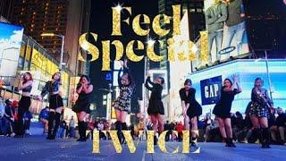 "[KPOP IN PUBLIC CHALLENGE] TWICE(트와이스) | ""Feel Special"" Dance COVER by I LOVE DANCE"