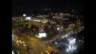 PARAGUAY ASUNCION VISTA AEREA DE LA AV. AVIADORES DEL CHACO YouTube Videos