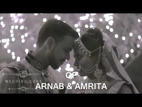 ARNAB WEDS AMRITA II A CINEMATIC WEDDING BY WEDDING ZONE AT RAIGANJ II