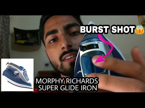 Morphy Richards Iron Full Review. Best Iron Or Not ?