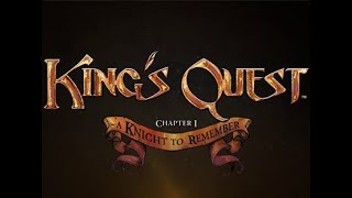 King's Quest: A Knight to Remember, Tráiler de Lanzamiento