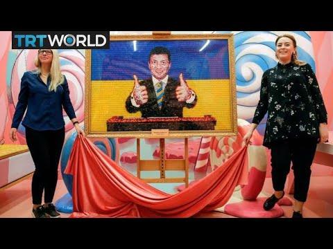 Ukraine Election: Poroshenko, Zelenskiy trade insults in debate