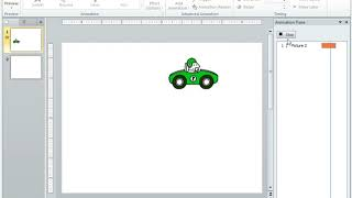 How to animate with motion paths in PowerPoint