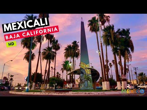 Mexicali Baja California Norte - Lugares Turísticos de México