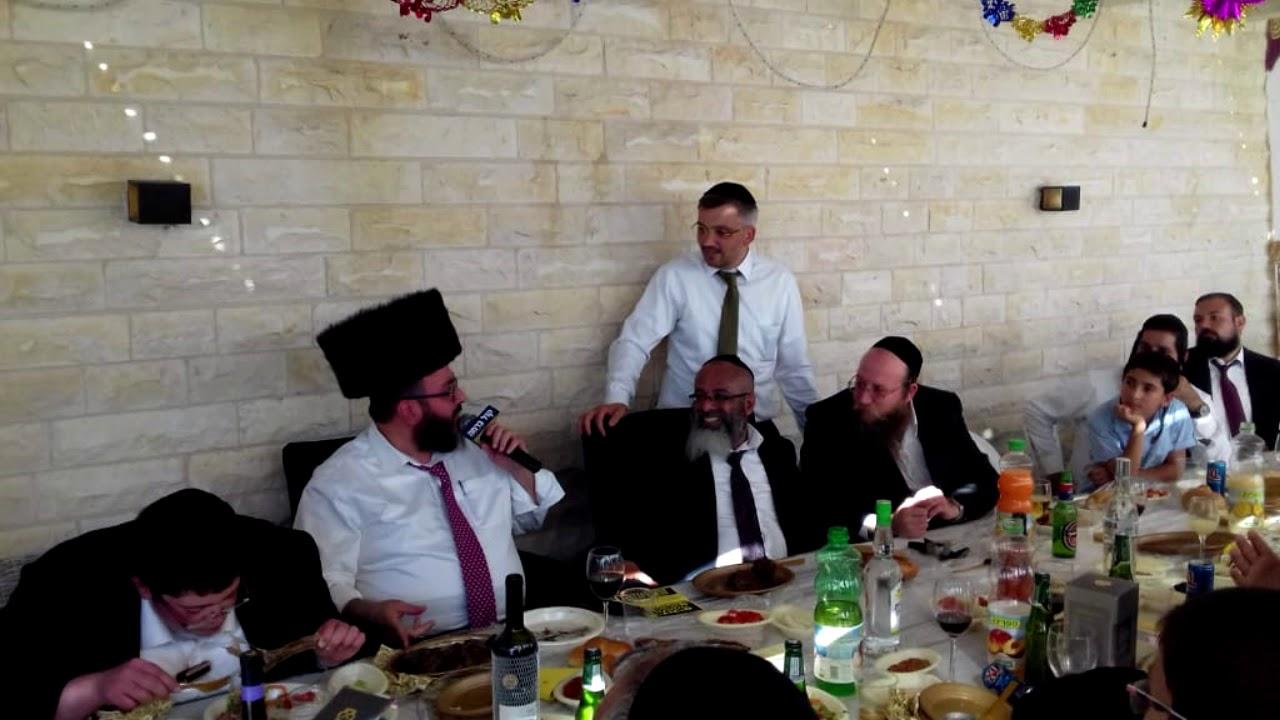 אבי לנקרי & שמואל סאן  | אבי מן  & מוש מוש - שמחת בית השואבה עם עמי מימון